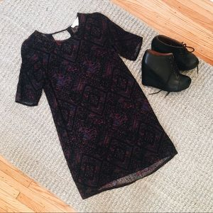 Patterned take on the LBD from Staring at Stars